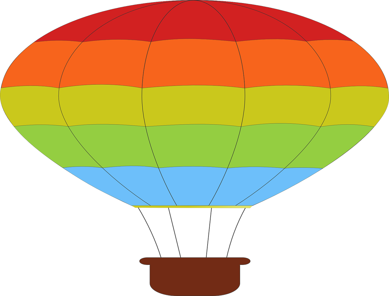 Balloon illustrating benefits