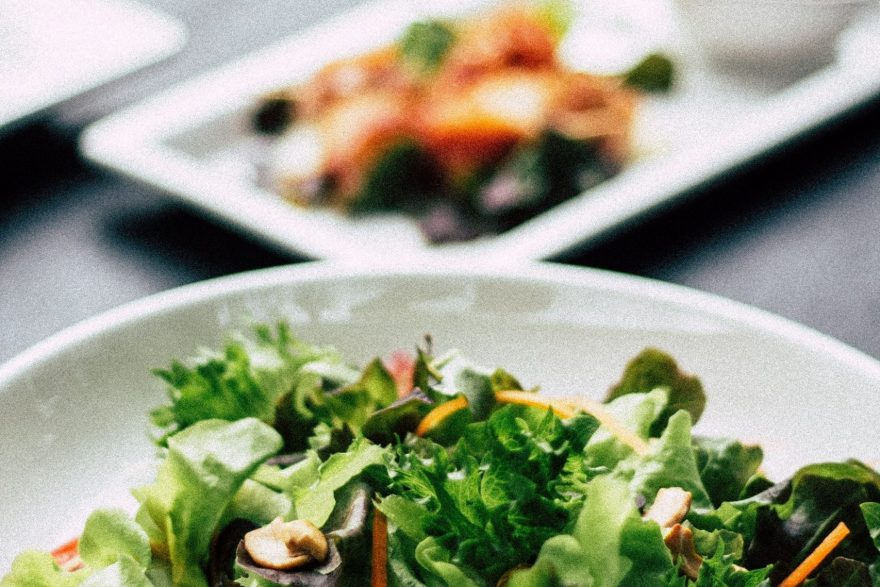 Salad - Healthy Eating